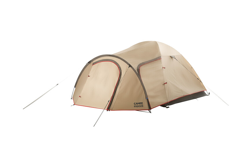 CAMPZ Lakeland tent 3P beige